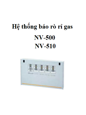 Tủ báo rò rỉ gas NV-500 Cosmos