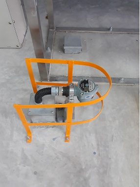 Đầu dò khí gas KD-5 Cosmos
