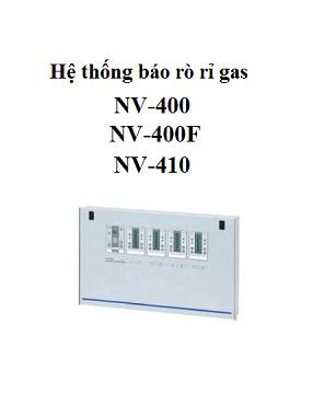 Tủ báo dò gas NV-400 Cosmos