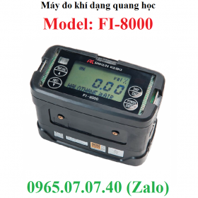 Máy đo khí quang học FI-8000 RKI