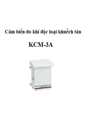 Đầu đo khí độc loại khuếch tán KCM-3A Cosmos