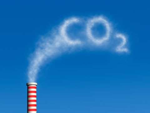 Khí CO2 trong không khí