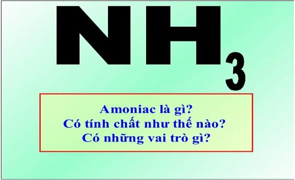 Khí NH3