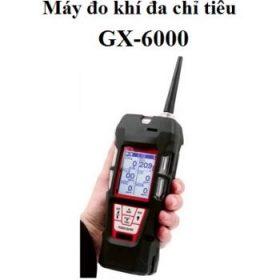 Thiết bị đo khí đa chỉ tiêu dạng hấp thụ GX-6000 RKI