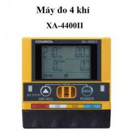 Máy đo 4 loại khí CO O2 H2S CH4 XA-4400II Cosmos dạng khuếch tán