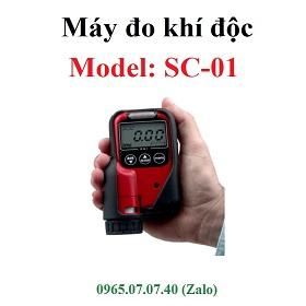Máy đo khí độc NH3 SC-01 RKI