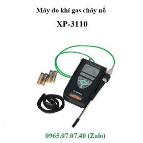máy đo phát hiện rò rỉ khí gas cháy nổ XP-3110 Cosmos