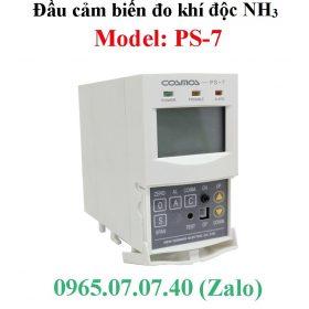 Đầu cảm biến đo phát hiện rò khí NH3 PS-7 Cosmos