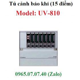 Tủ điều khiển đo và cảnh báo nồng độ khí UV-810 Cosmos