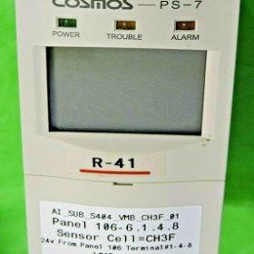 Đầu cảm biến đo khí độc R-41 CH3F PS-7 Cosmos