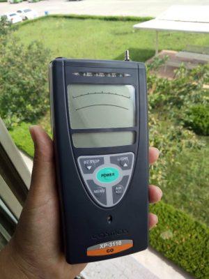 máy đo khí CO XP-3110 Cosmos cầm tay có chức năng Zero