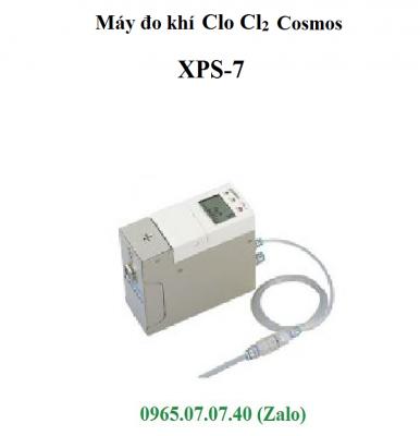 Máy đo khí Clo Cl2 XPS-7 Cosmos