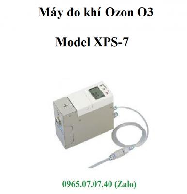 Máy đo khí O3 Ozon trong không khí XPS-7 Cosmos