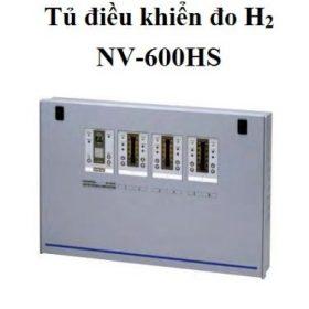 Tủ trung tâm cảnh báo rò rỉ khí Hydro H2 NV-600HS