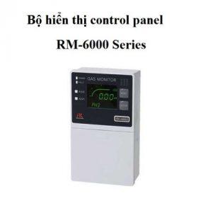 Bộ hiển thị control panel cố định RM-6000 RKI