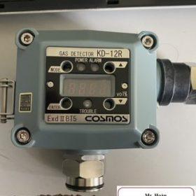 Đầu đo khí cho hệ thống đo khí NO2 cố định KD-12 Series Cosmos