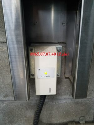 Đầu đo gas GD-1B cho bộ cảnh báo khí gas B-770