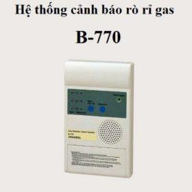 Hệ thống cảnh báo rò rỉ khí gas B-770 Cosmos