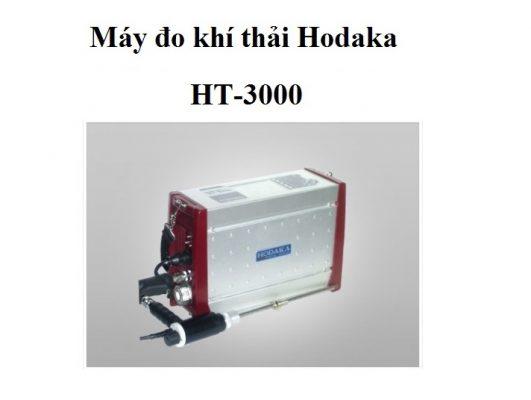 Máy đo khí thải HT-3000 Hodaka