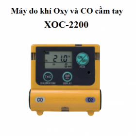 Máy đo khí Oxy và CO XOC-2200 Cosmos