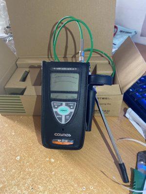 Ứng dụng máy đo khí Hydro XP-3110