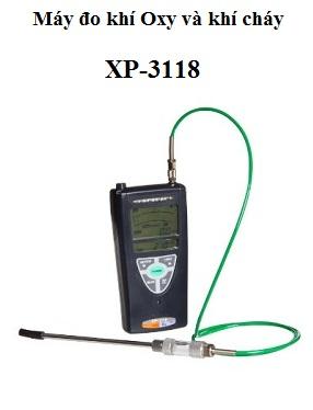 Máy đo khí gas và Oxy XP-3118 Cosmos Hà Nội