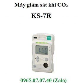 Máy giám sát nồng độ khí CO2 KS-7R Cosmos