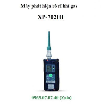 Lưu ý khi dùng máy phát hiện rò rỉ khí gas XP-702III Cosmos