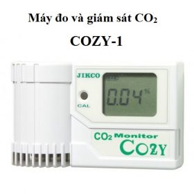 Máy đo và giám sát khí CO2 trong không khí COZY-1