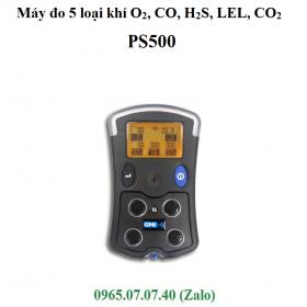 Máy đo khí CO CO2 H2S O2 LEL PS500 GMI