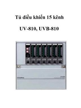 Tủ điều khiển tối đa 15 kênh UV-810 Cosmos
