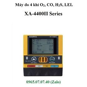 Máy đo 4 loại khí đa chỉ tiêu CO H2S O2 LEL XA-4400II Cosmos