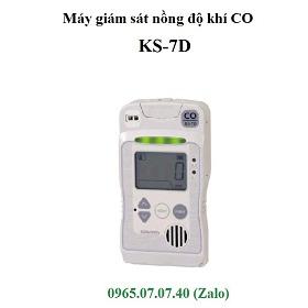 Máy đo giám sát khí CO trong nhà KS-7D Cosmos