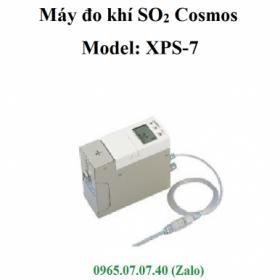 Máy đo nồng độ khí SO2 trong không khí XPS-7 Cosmos để lựa chọn