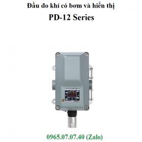 Đầu cảm biến đo khí gas cháy nổ loại hấp thụ PD-12 series Cosmos