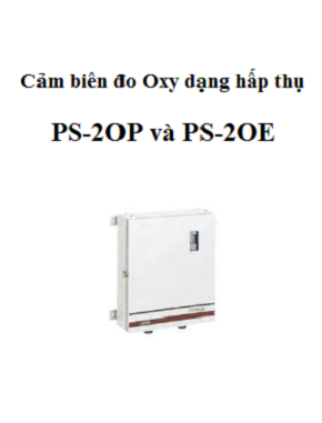 Cảm biến đo nồng độ oxy PS-2OP PS-2OE