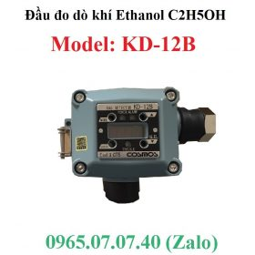 Đầu đo phát hiện rò rỉ khí C2H5OH KD-12B Cosmos