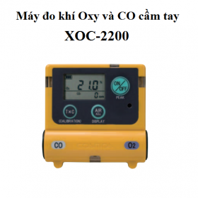 Máy đo khí CO và Oxy cá nhân XOC-2200 Cosmos