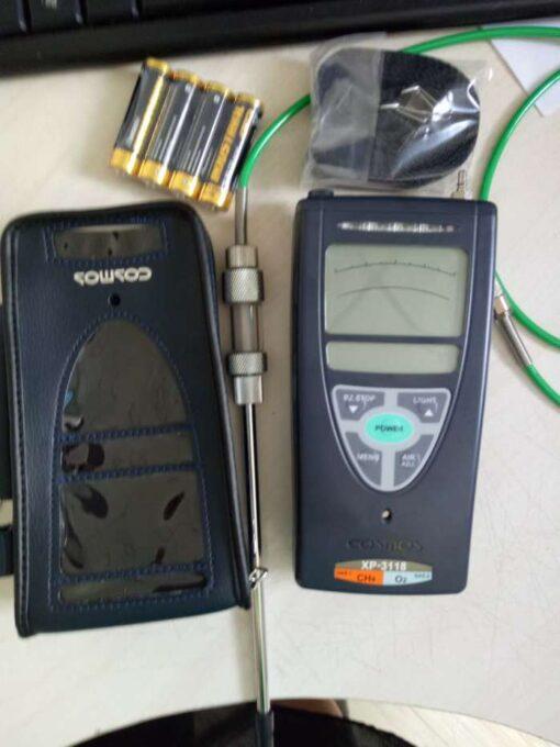 Máy đo khí gas cháy nổ và khí oxy XP-3118 Cosmos