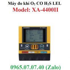 Máy đo 4 loại khí đa chỉ tiêu XA-4400II Cosmos