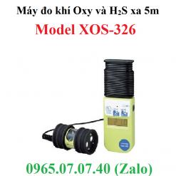 Máy đo khí Oxy và H2S xa 5m XOS-326 Cosmos