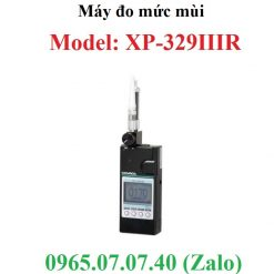 Máy thiết bị đo mức mùi XP-329IIIR Cosmos