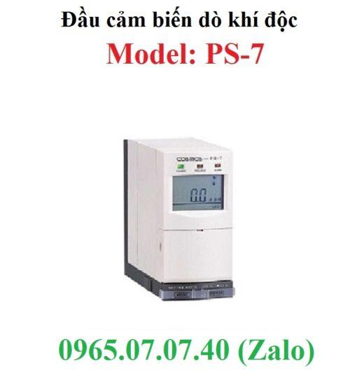 Đầu cảm biến đo khí độc PS-7 Cosmos