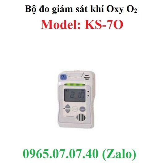 máy đo giám sát khí Oxy KS-7O Cosmos