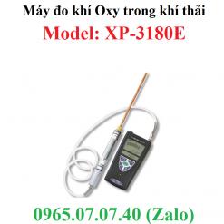 Máy đo khí oxy trong khí thải XP-3180E Cosmos