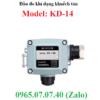 Đầu cảm biến đo khí dạng khuếch tán KD-14 Cosmos
