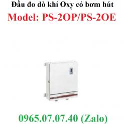 Đầu cảm biến phát hiện rò rỉ khí Oxy loại hấp thụ PS-2OP PS-2OE Cosmos