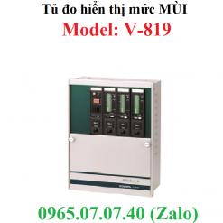 Hệ thống đo và kiểm soát mùi V-819 Cosmos