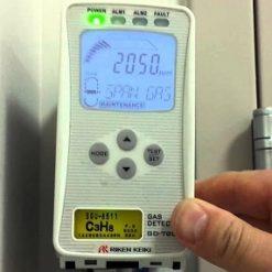Đầu cảm biến đo dò khí độc GD-70D RKI