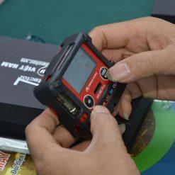 Máy đo 5 loại khí CO CO2 H2S O2 LEL GX-3R Pro RKI